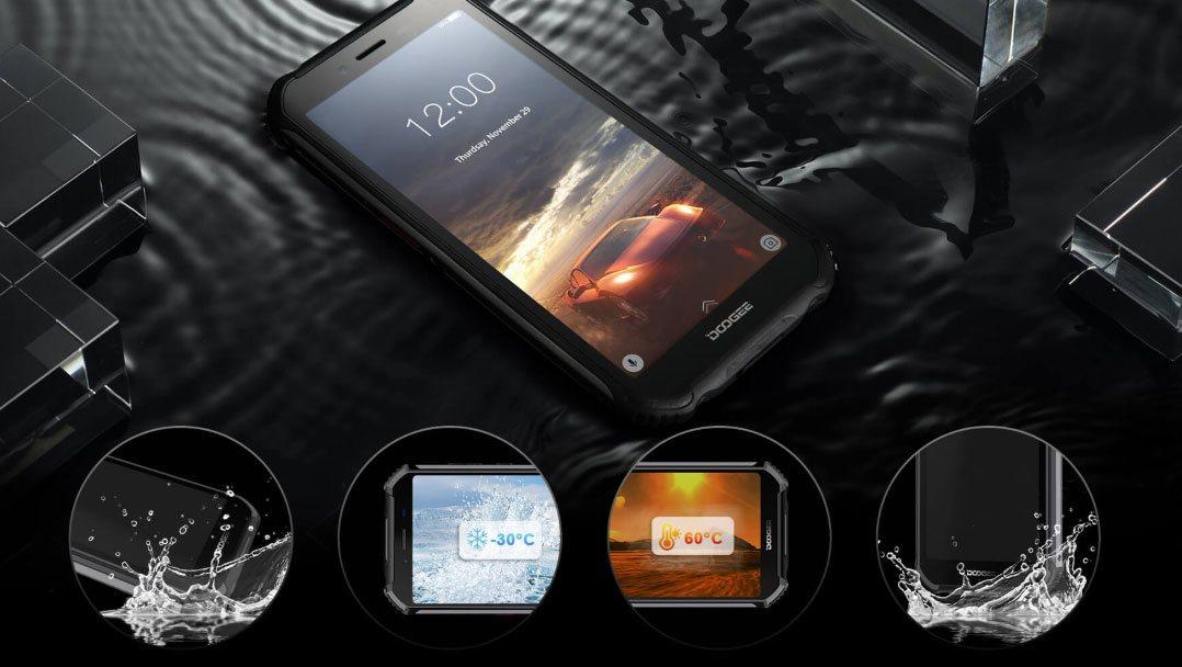 Mobilní telefon Doogee S40