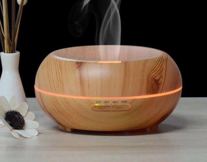 Aroma difuzér Dituo tmavé dřevo