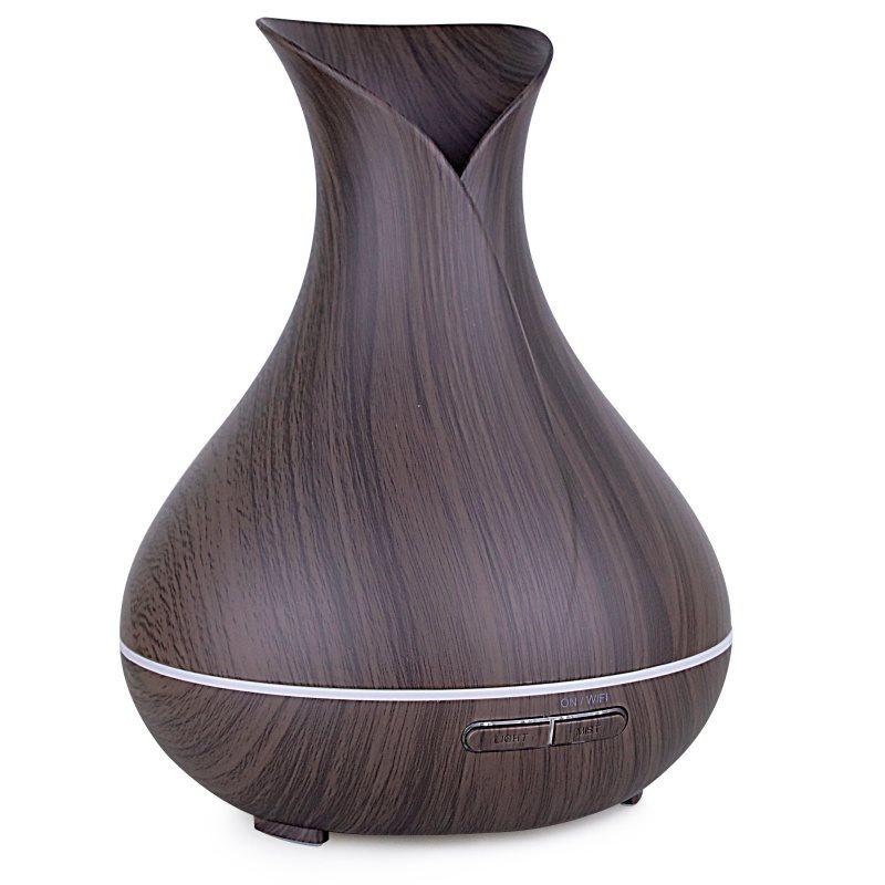 Aroma difuzér Dituo tmavě hnědé dřevo