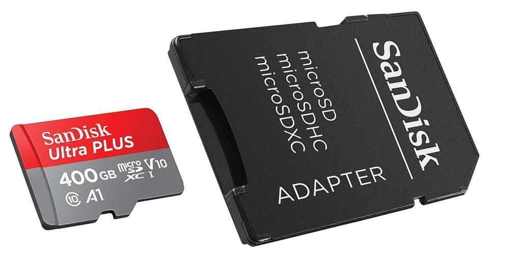 SanDisk Micro SDXC 400GB