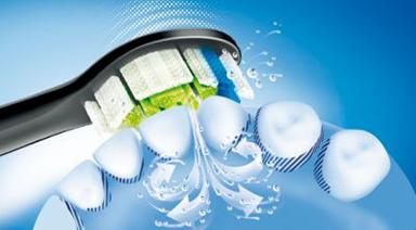 Philips Sonicare DiamondClean - sonická technologie