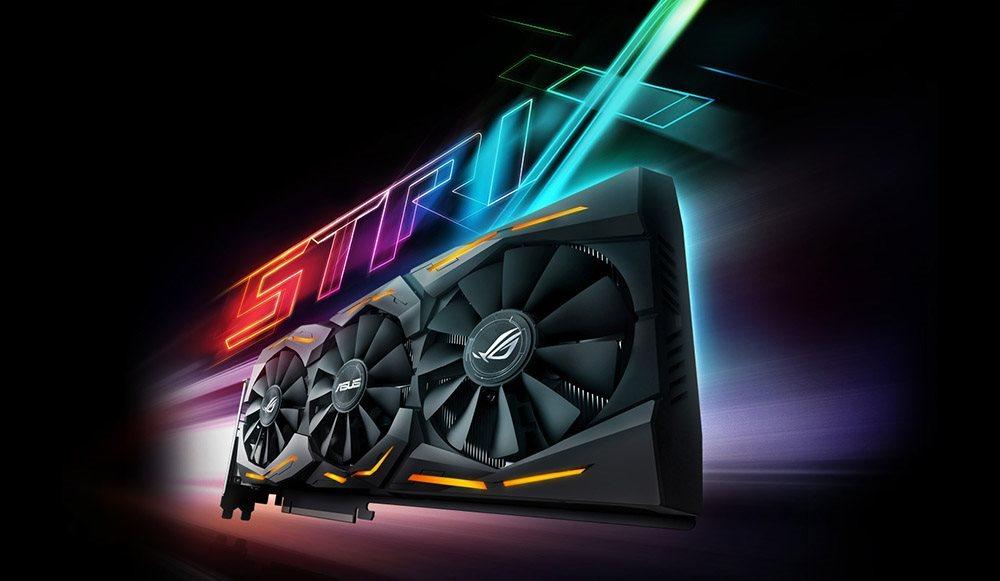 ROG Strix GeForce GTX 1070