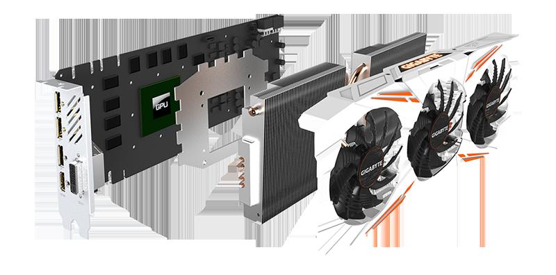 GeForce GTX 1080 Ti Gaming OC