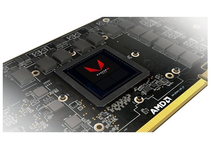 SAPPHIRE NITRO+ Radeon RX Vega 64