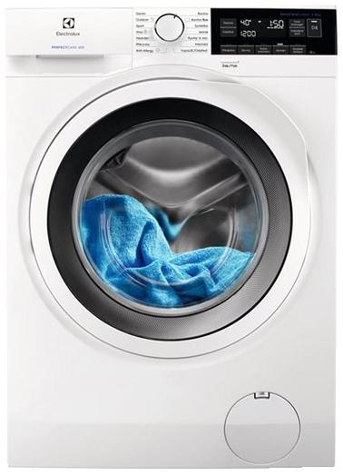 Chytrá a úsporná pračka