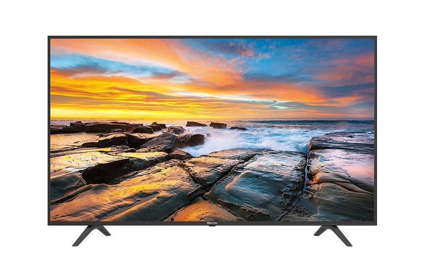 Chytrá televize s 4K Ultra HD rozlišením
