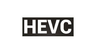 HEVC kódování