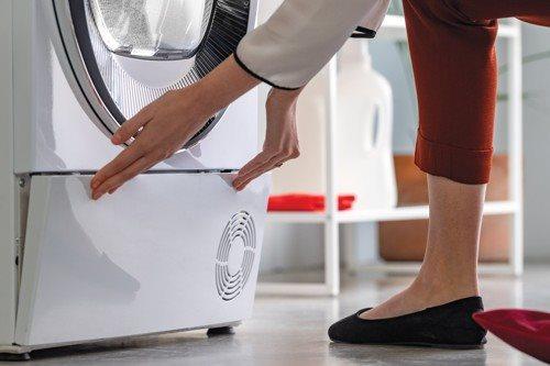 Sušička prádla HOOVER ND4 H7A2TSBEX-S