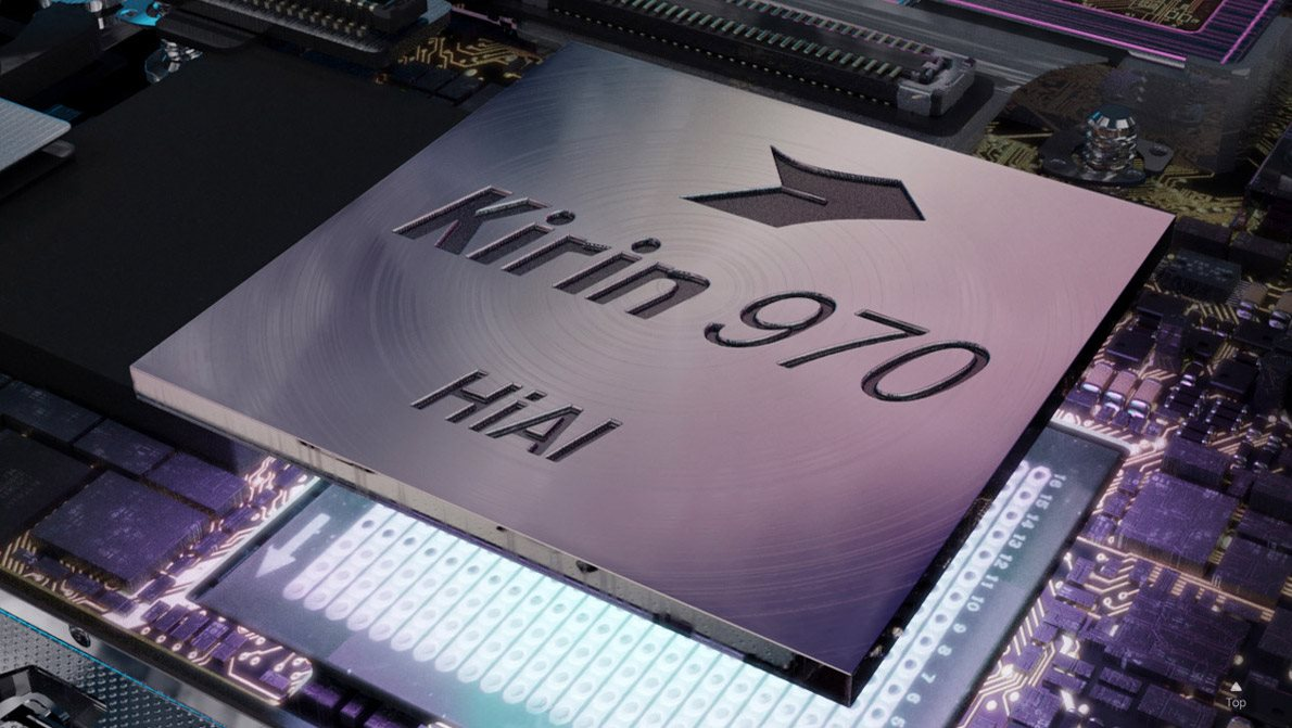 Huawei P20 Pro, Kirin 970