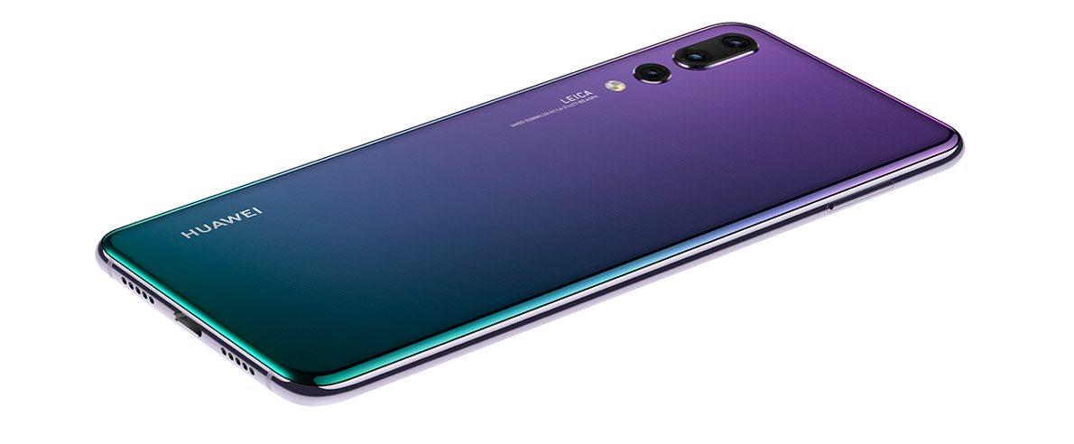 Huawei P20 Pro, design