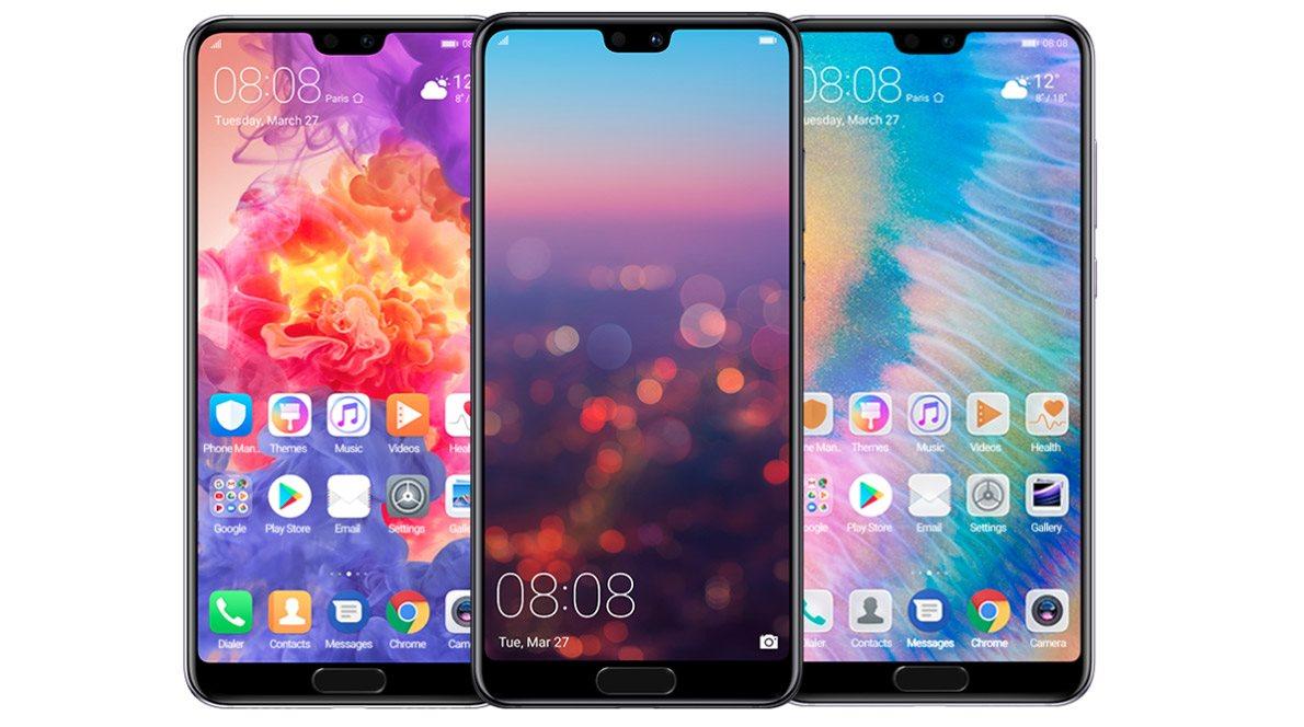 Huawei P20 Pro, FullView