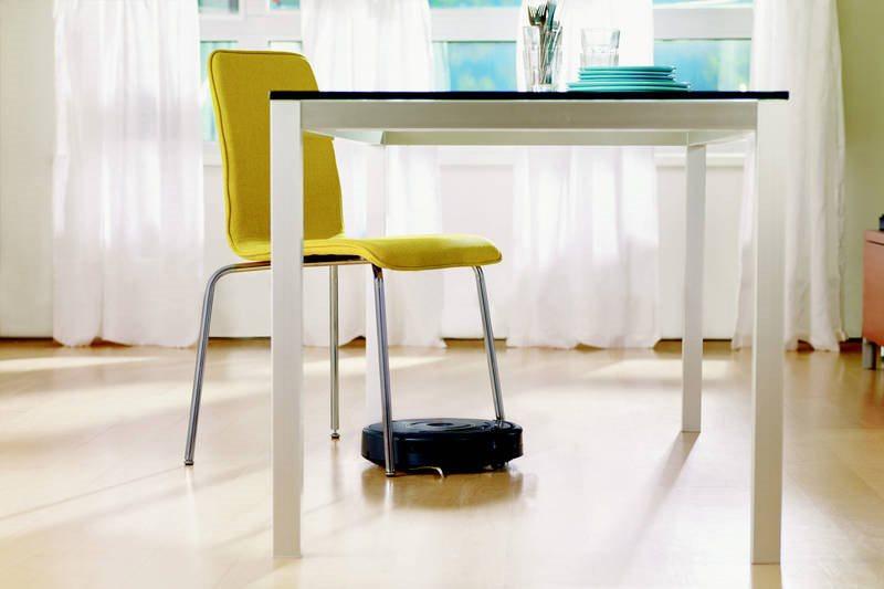 Dokonalý úklid podlah a kobarců