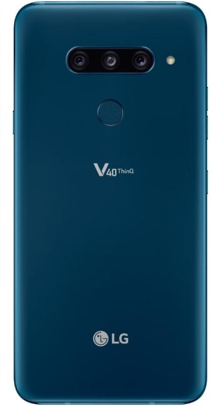 Mobilní telefon LG V40 ThinQ