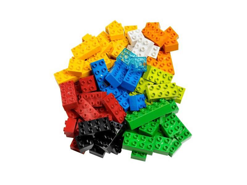 LEGO Duplo 6176 Základní kostky Deluxe