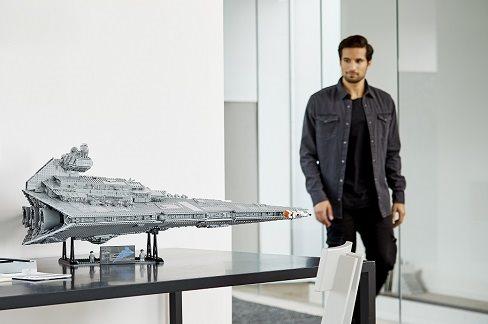 LEGO Star Wars 75252 Imperiální hvězdný destruktor