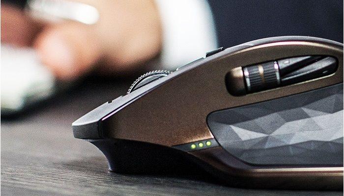 Bezdrátová duální myš Logitech MX Master