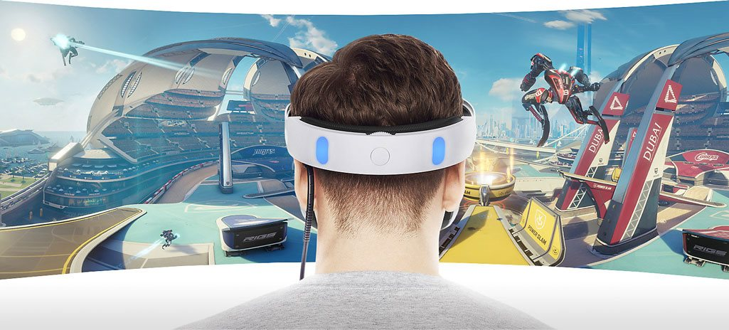 416d0cd36 PlayStation VR pro PS4 - Brýle pro virtuální realitu | Alza.cz