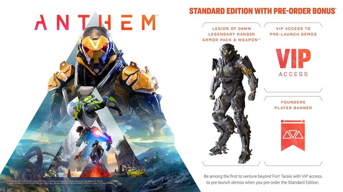Anthem - PS4 - Hra pro konzoli  a676ac701f