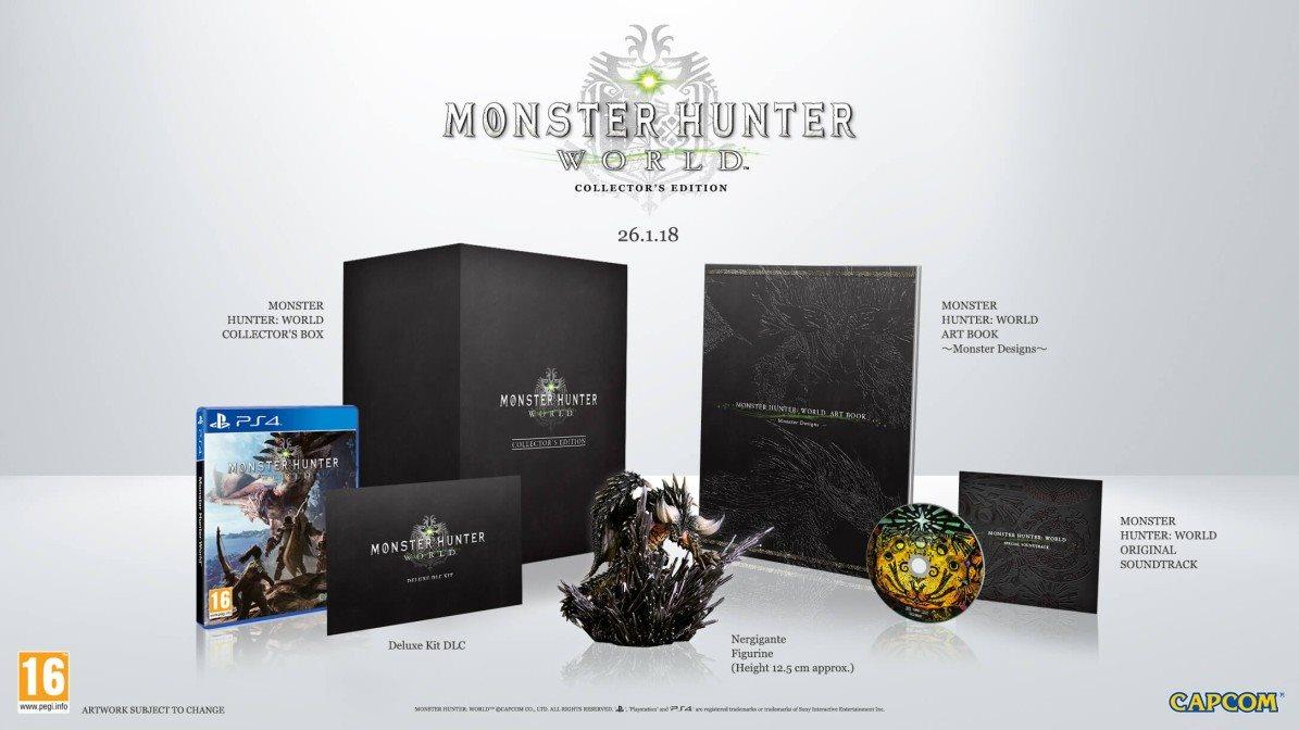 Webová stránka lovce monster