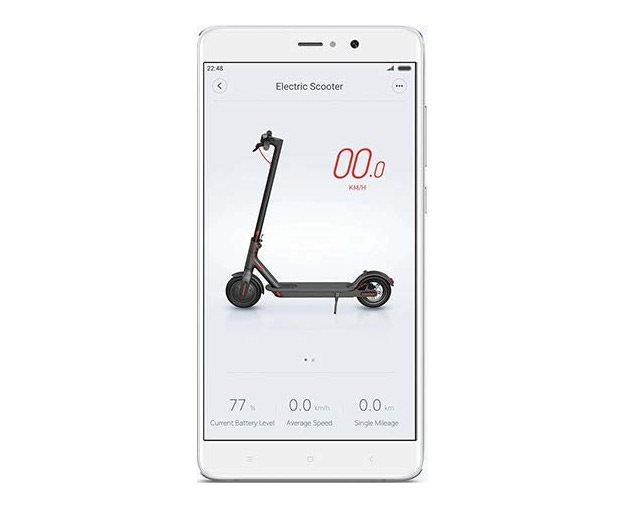 Mobilní aplikace Mi Home