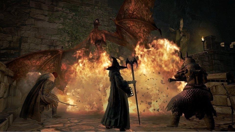 Dragon's Dogma Dark Arisen - ostrov Bitterblack