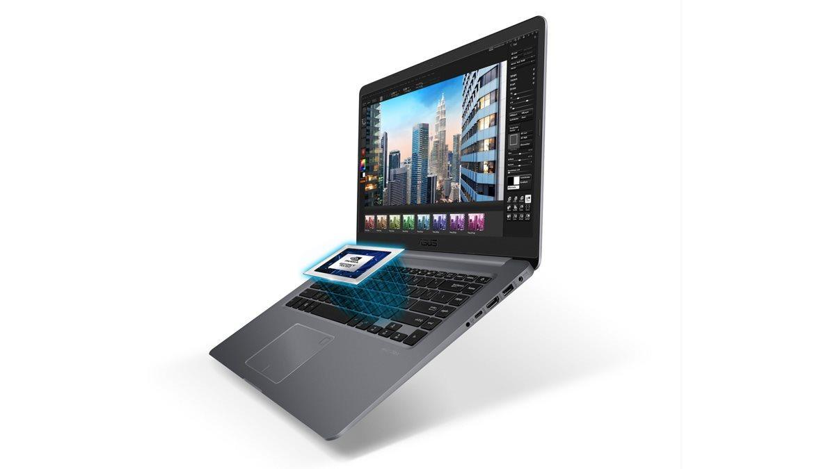 Notebook ASUS VivoBook S14, výkon