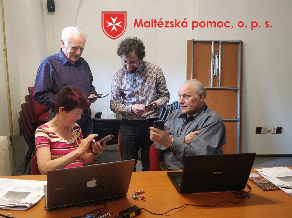 Maltézská pomoc - Moderní senior