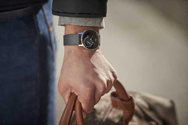 8b331861f Nokia Steel Black (36mm) - Chytré hodinky   Alza.cz