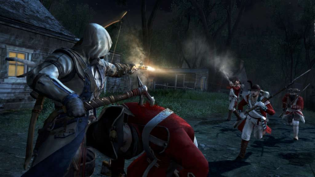Assassins Creed 3 + Liberation Remaster