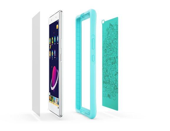 Lenovo TAB 4 8 16GB Polar White - Tablet  5cea272508