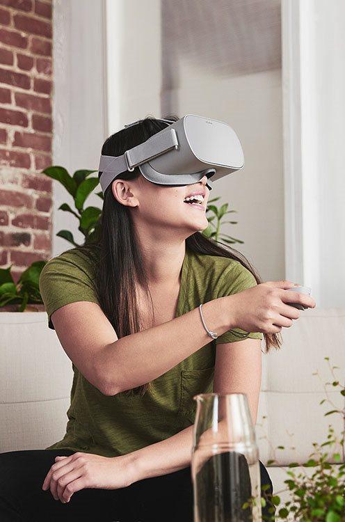 Brýle pro virtuální realitu Oculus Go