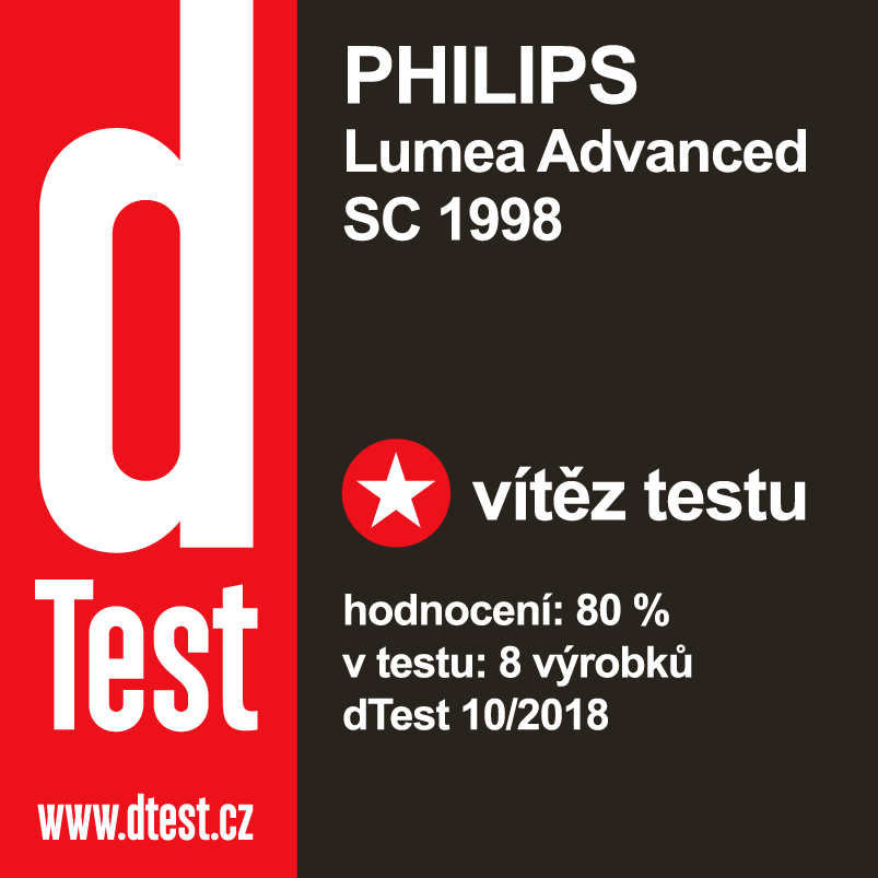 a90d37c1bd Philips Lumea Advanced IPL SC1998 00 - IPL epilátor