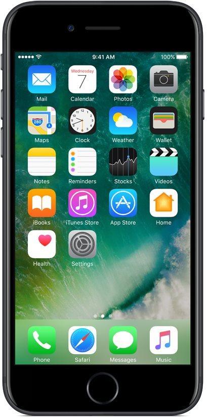 """iPhone 7 32GB Black 4.7"""""""