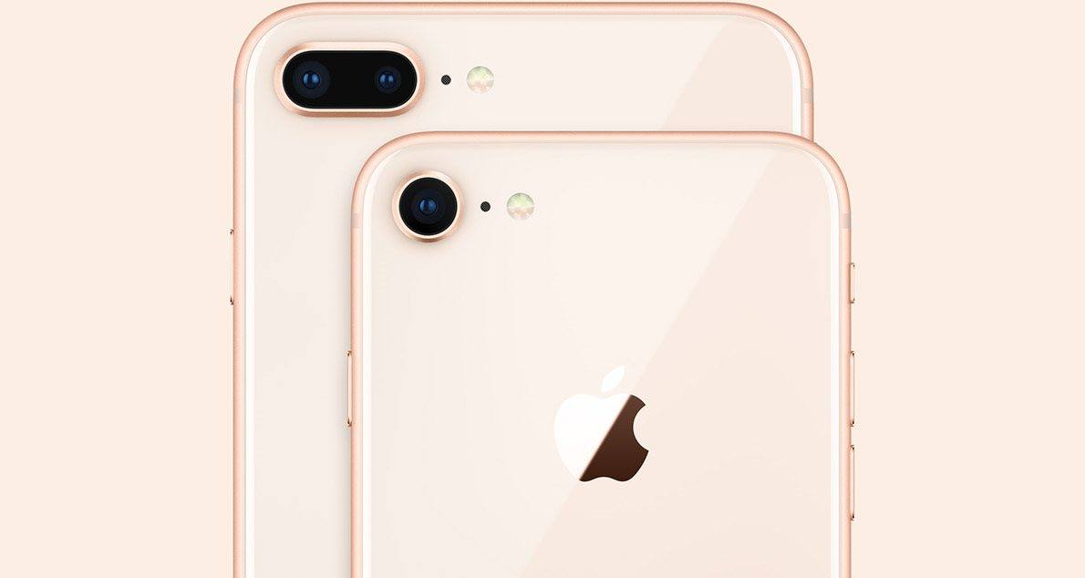 iPhone 8 Plus má duální kameru