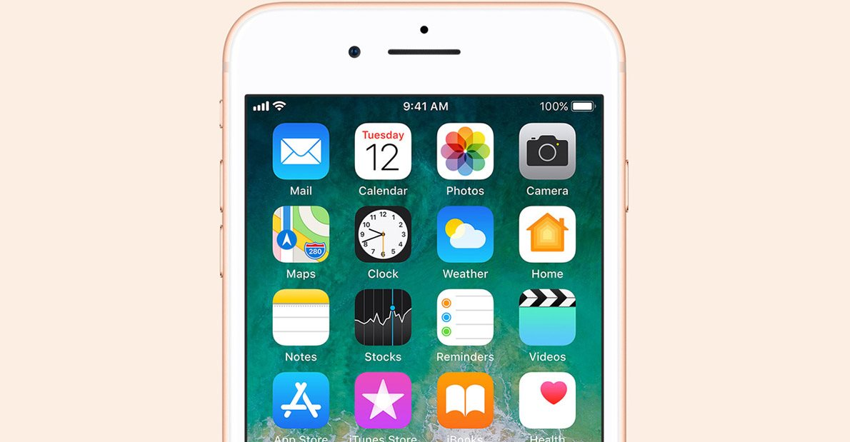 Operační systém iOS11