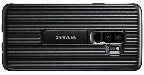 Samsung Galaxy S9+ Protective Standing Cover černý - Kryt na mobil ... 60f9a8973f4
