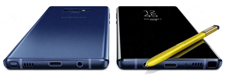 Samsung Galaxy Note9, prémiový telefon