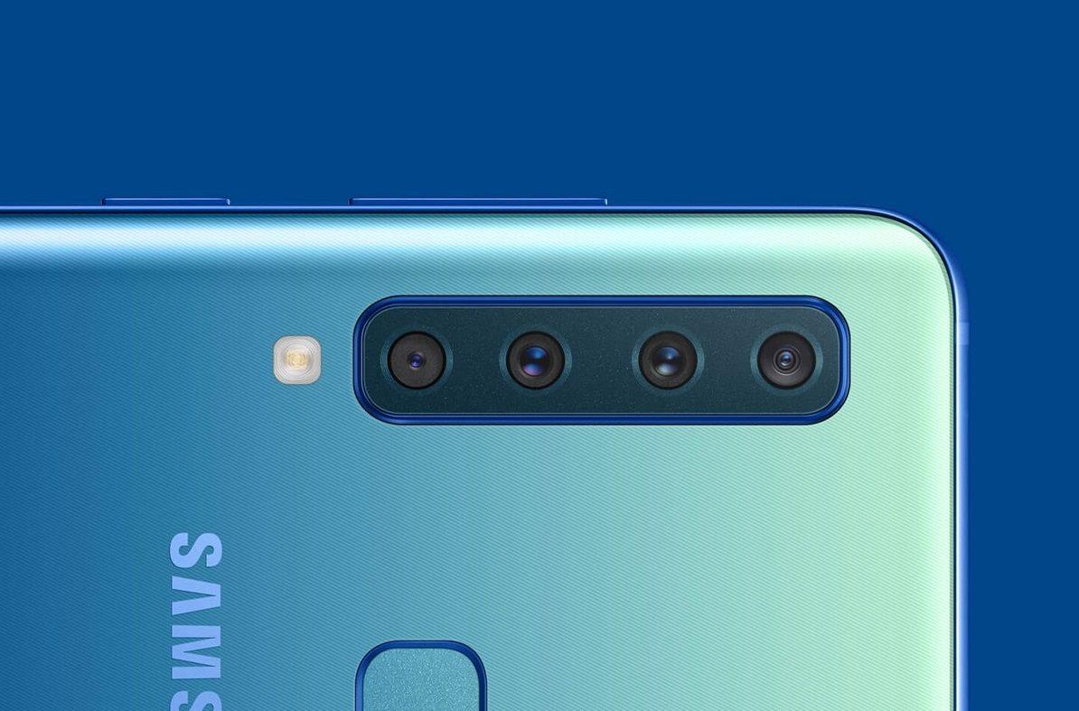af7ffbd12 Samsung Galaxy A9 Dual SIM modrá - Mobilní telefon   Alza.cz
