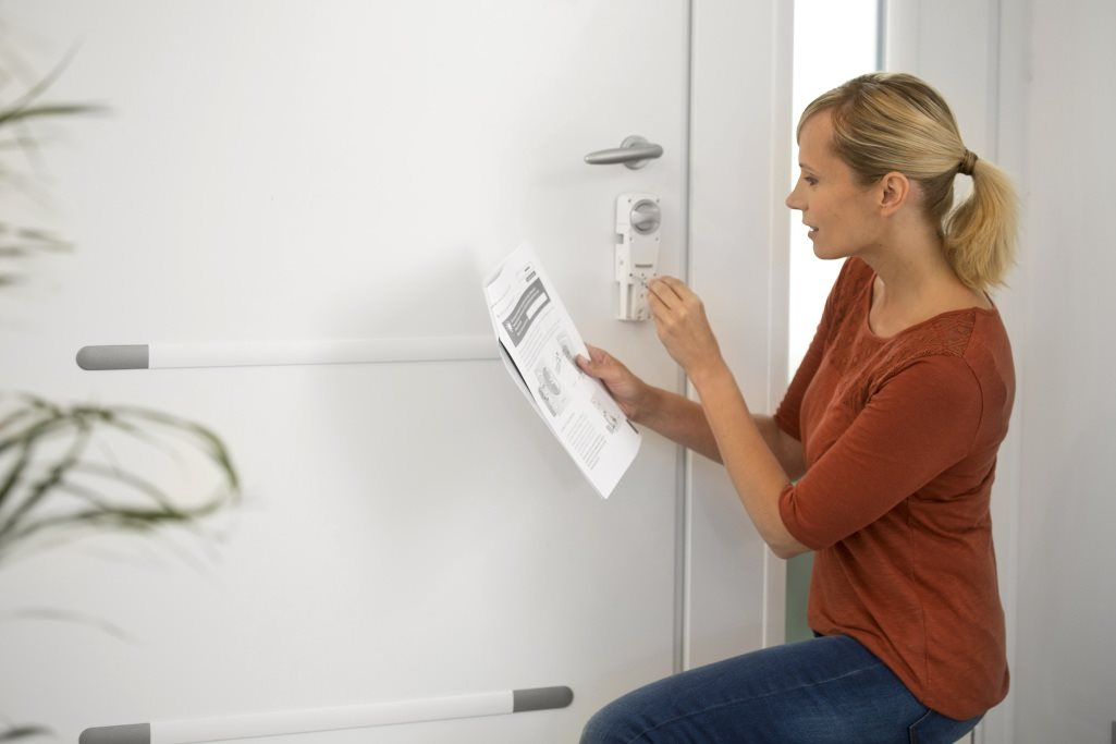 Somfy Doorlock