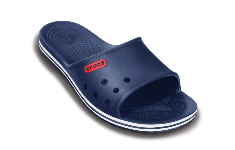 0232b2fc05f Crocs Crocband LoPro Slide Navy EU 45-46 - Obuv