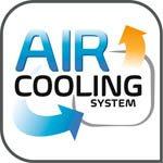 Tefal PERFECTMIX+ chlazení vzduchem