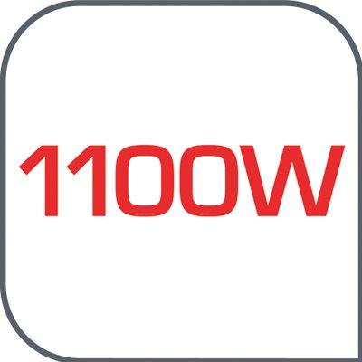 Příkon 1100 W