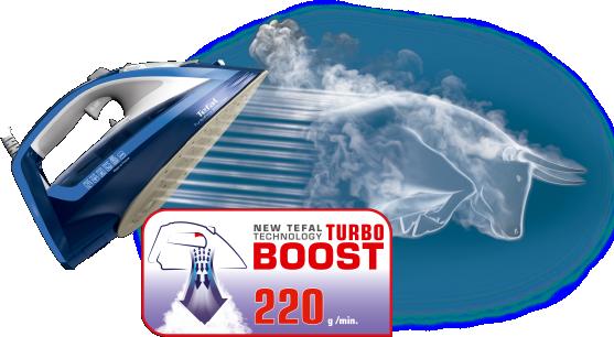 Tefal FV5648E0 TurboPro 48 Auto-Off
