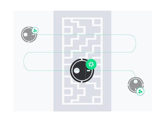 Automatická detekce podlahy