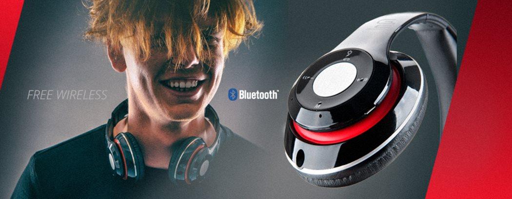 Bluetooth sluchátka Gogen HBTM 41BR
