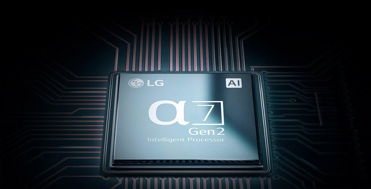 Inteligentní procesor Alpha 7
