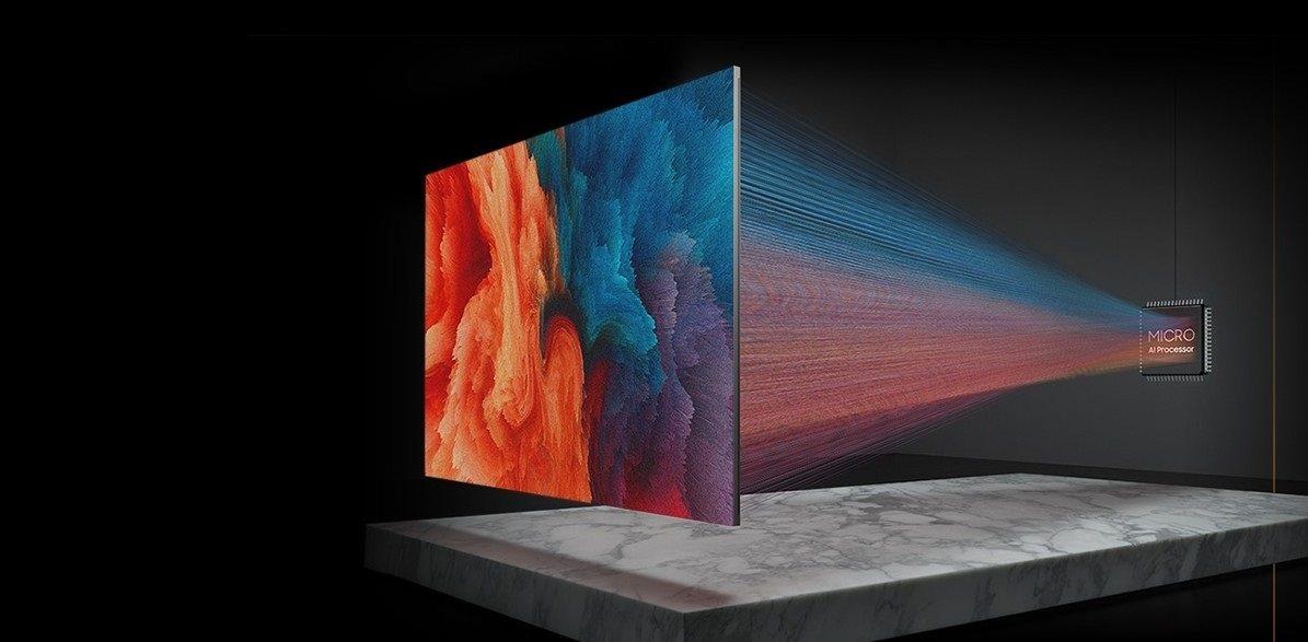 """Televize 110"""" Samsung MNA110MS1A SMART LED"""