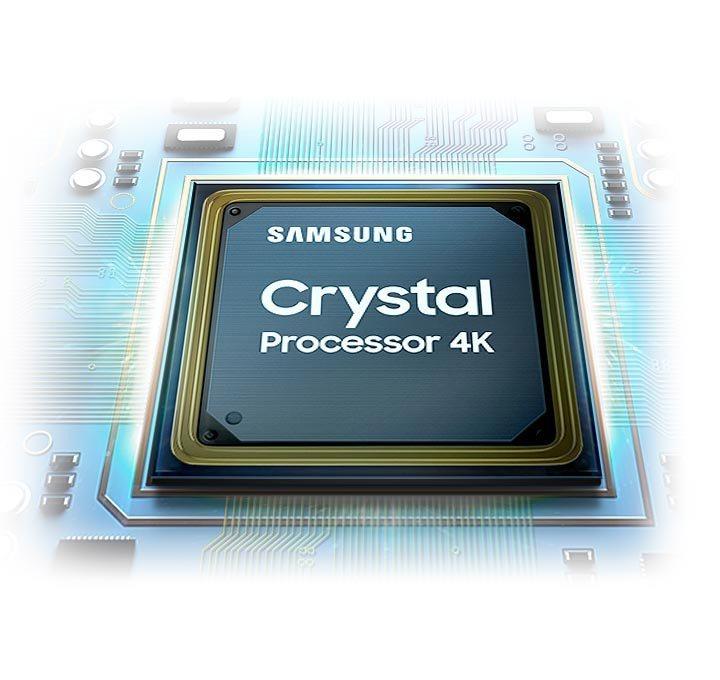 Inteligentní Crystal Processor 4K