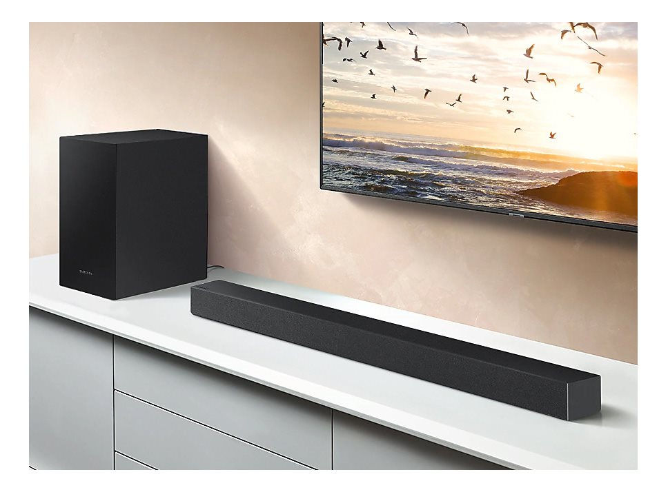 Soundbar s Bluetooth technologií