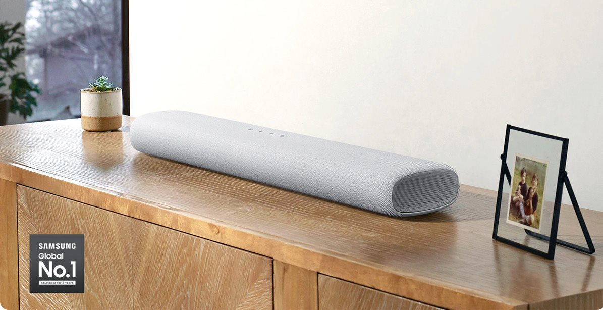 4-kanálový soundbar